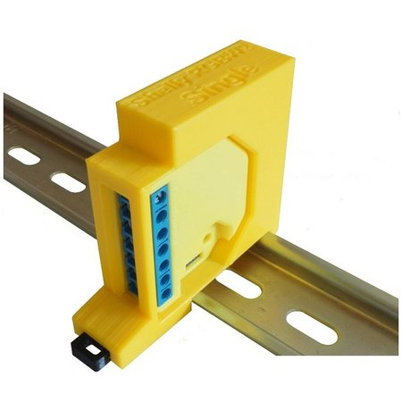 SHELLY Shelly RGBW2 DIN-Rail mount
