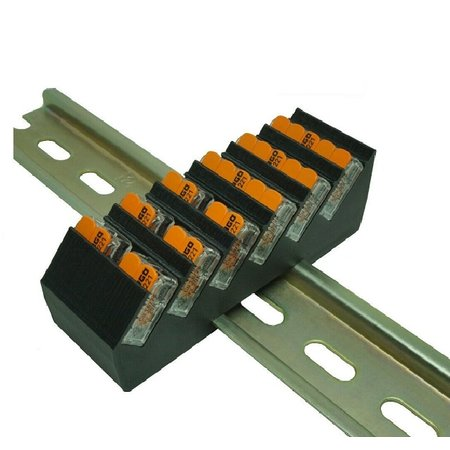 DIN-Rail Wago 5 Klemmen 6x