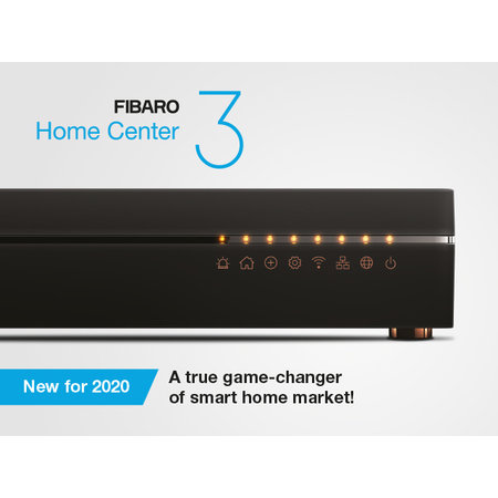 FIBARO FIBARO Home Center 3