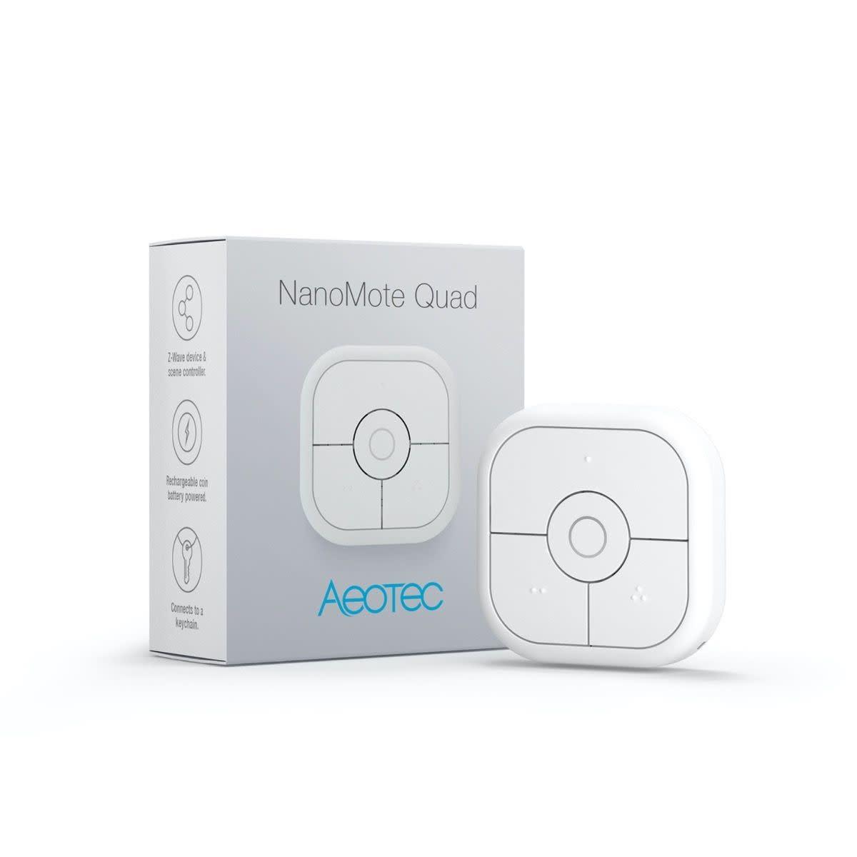 AEOTEC AEOTEC NanoMote Quad Z-wave Plus