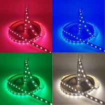 LED-Strip 5m RGBWW 24V 4in1