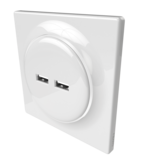 FIBARO FIBARO Walli USB Outlet