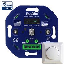 Z-Wave Smart LED Draaidimmer 0-200W