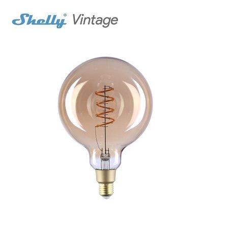 SHELLY Shelly Vintage G125 WiFi Smartbulb