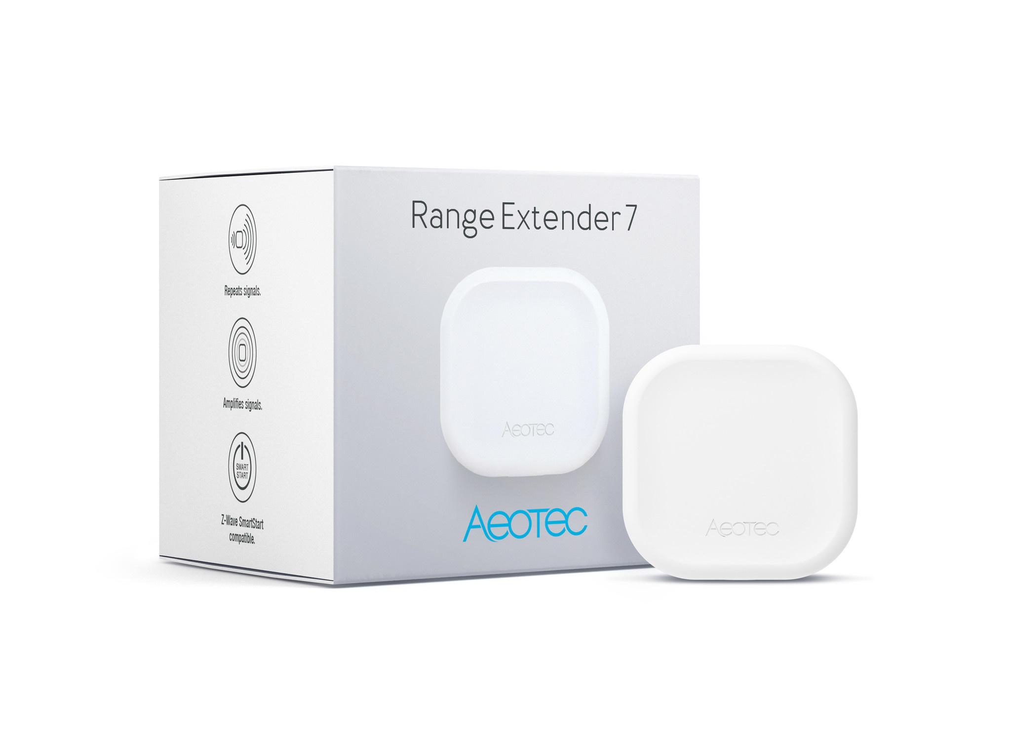 AEOTEC AEOTEC Range Extender 7 Z-wave Plus GEN7