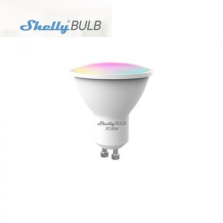 SHELLY Shelly DUO GU10 RGBW