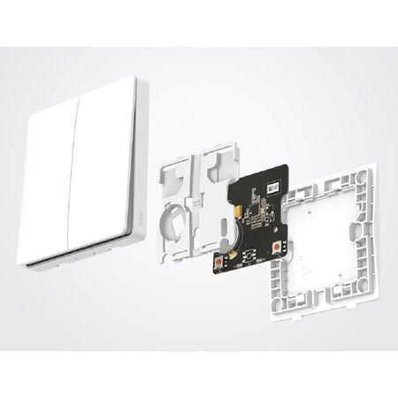 AQARA Aqara Wireless Remote Switch (Double Rocker)
