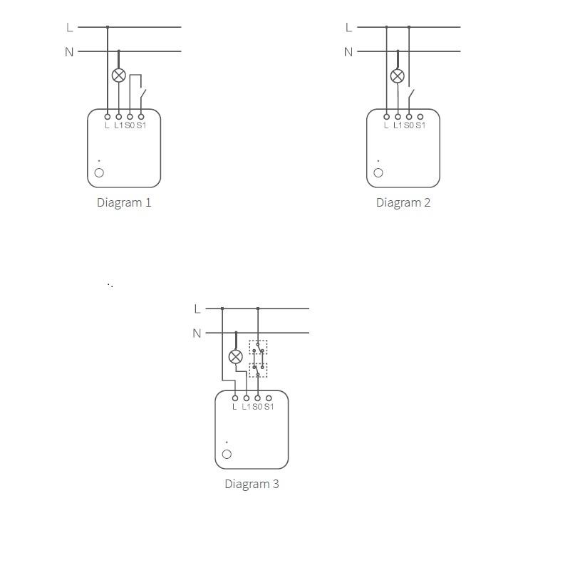 Aqara Single Switch T1 (No Neutral)   Home2Link