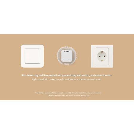 AQARA Aqara Single Switch T1 (With Neutral)