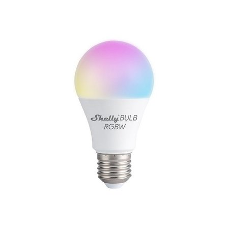 SHELLY Shelly Duo RGBW WiFi Smartbulb