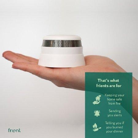 FRIENT Intellegent Smoke Sensor ZigBee