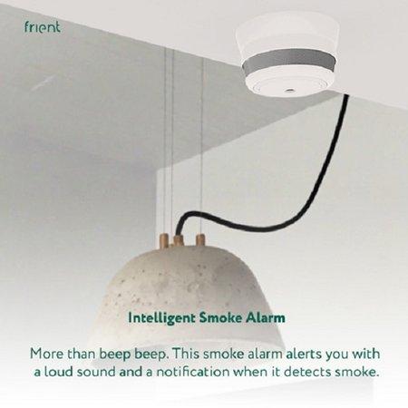 FRIENT FRIENT Intelligent Smoke Sensor ZigBee