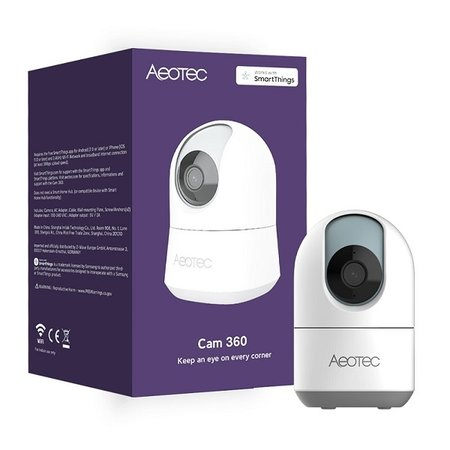 AEOTEC AEOTEC SmartThings Cam 360