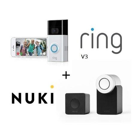 NUKI Nuki Combo 2.0 Ring V3 Deal