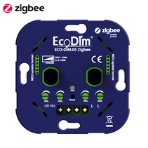 ZigBee Duo Smart LED Draaidimmer 2x100W