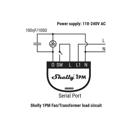 SHELLY Shelly RC Snubber