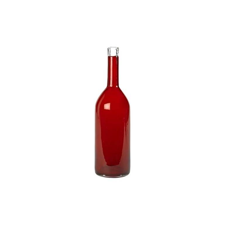 Vaas Fles tall Red