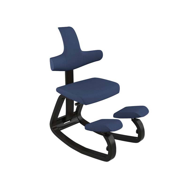 Thatsit™ balans® standaard, zwart frame