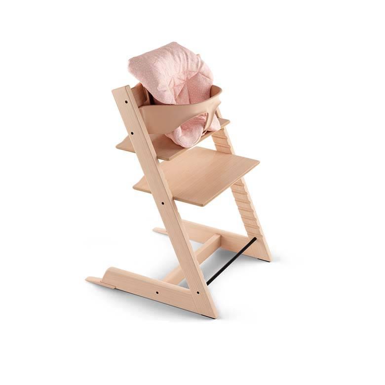 Tripp Trapp® Baby Kussen Pink Bee OCS