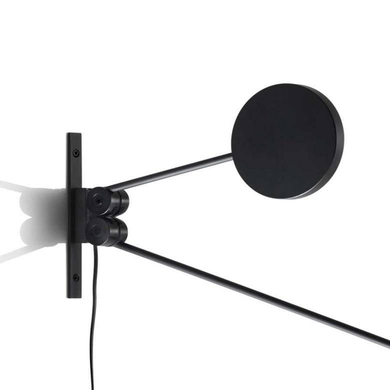 Counterbalance wandlamp