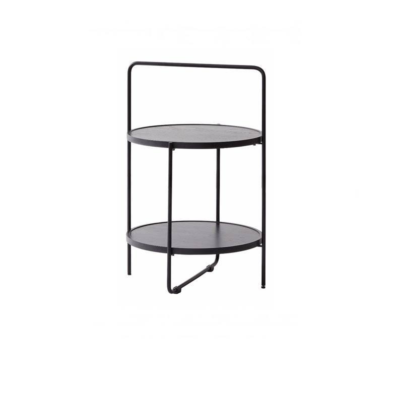 Tray table zwart showroommodel