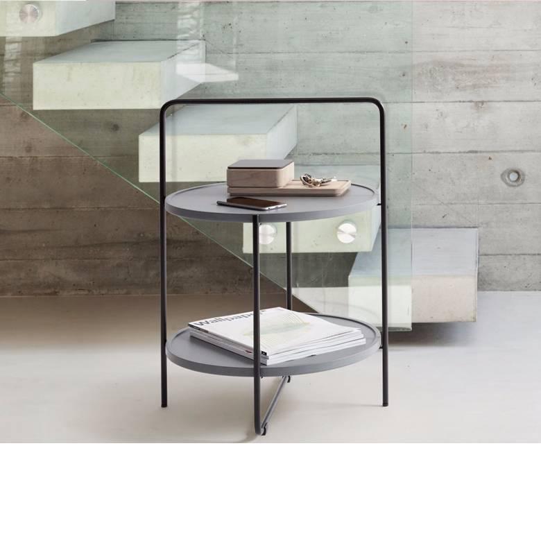 Tray table grijs showroommodel