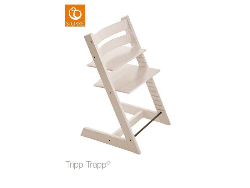 Tripp Trapp White Wash