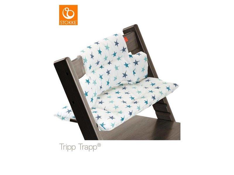 Tripp Trapp kussenset Aqua Star