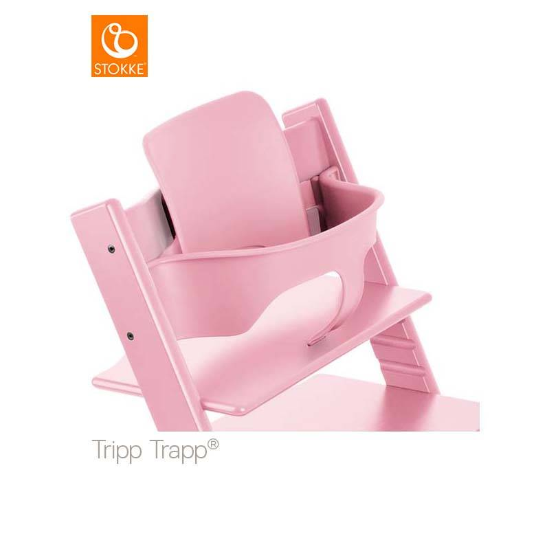 Tripp Trapp® Baby Set Soft Pink