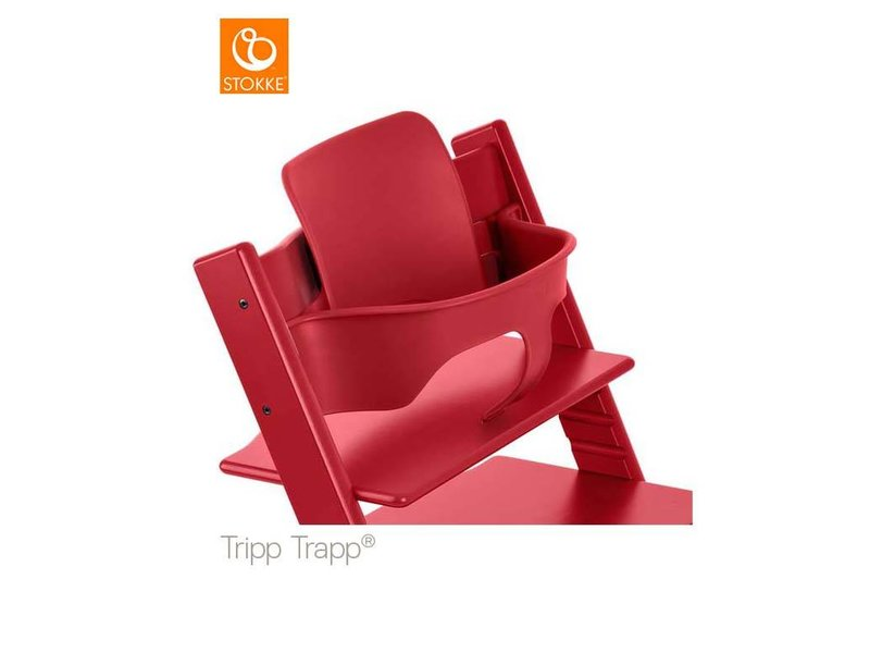 Tripp Trapp® Baby Set Rood