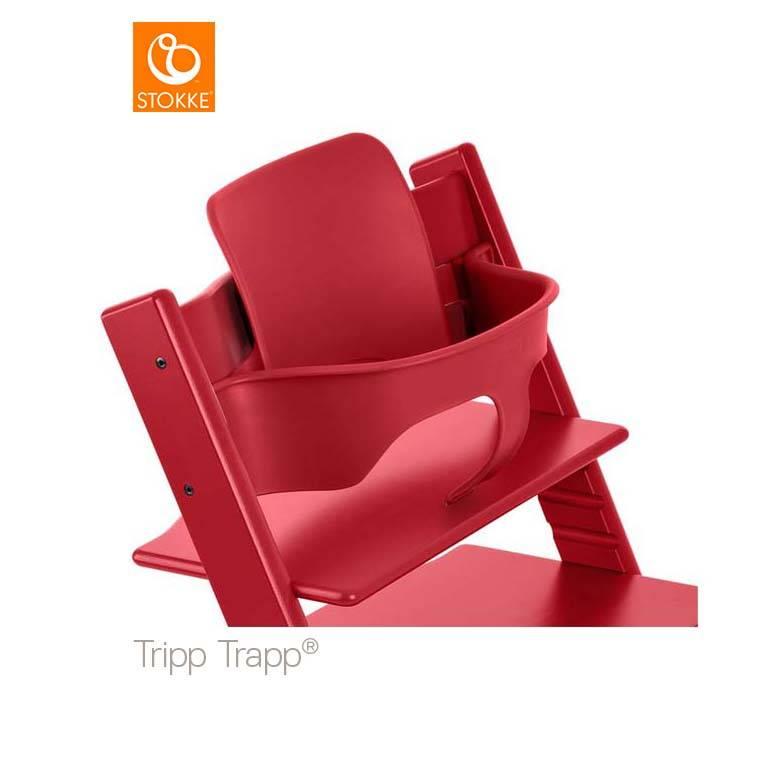 Tripp Trapp® Baby Set Red