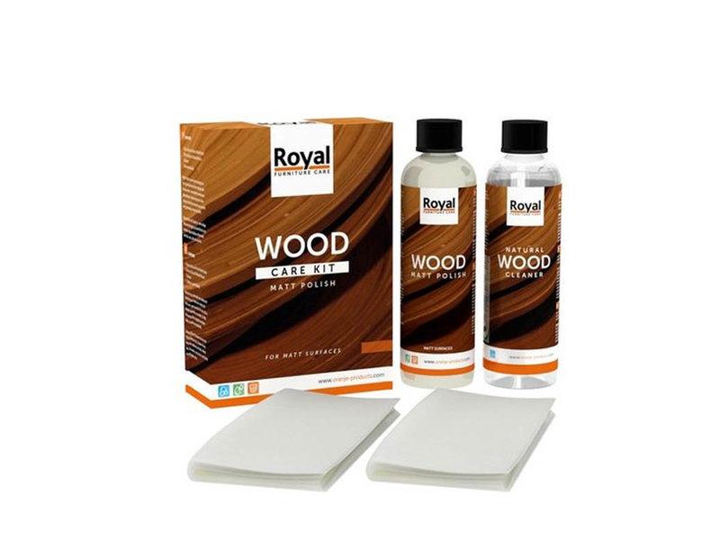 Wood care kit