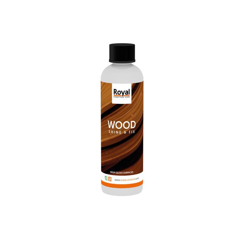 Wood Shine & Fix