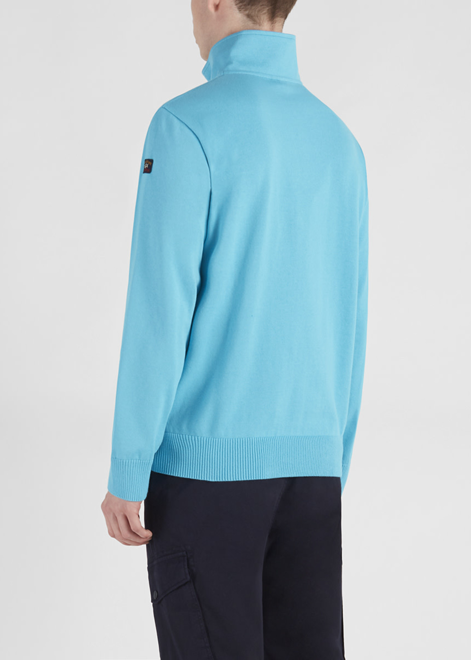 MEN'S KNITTED SWEATER C.W.COTTON