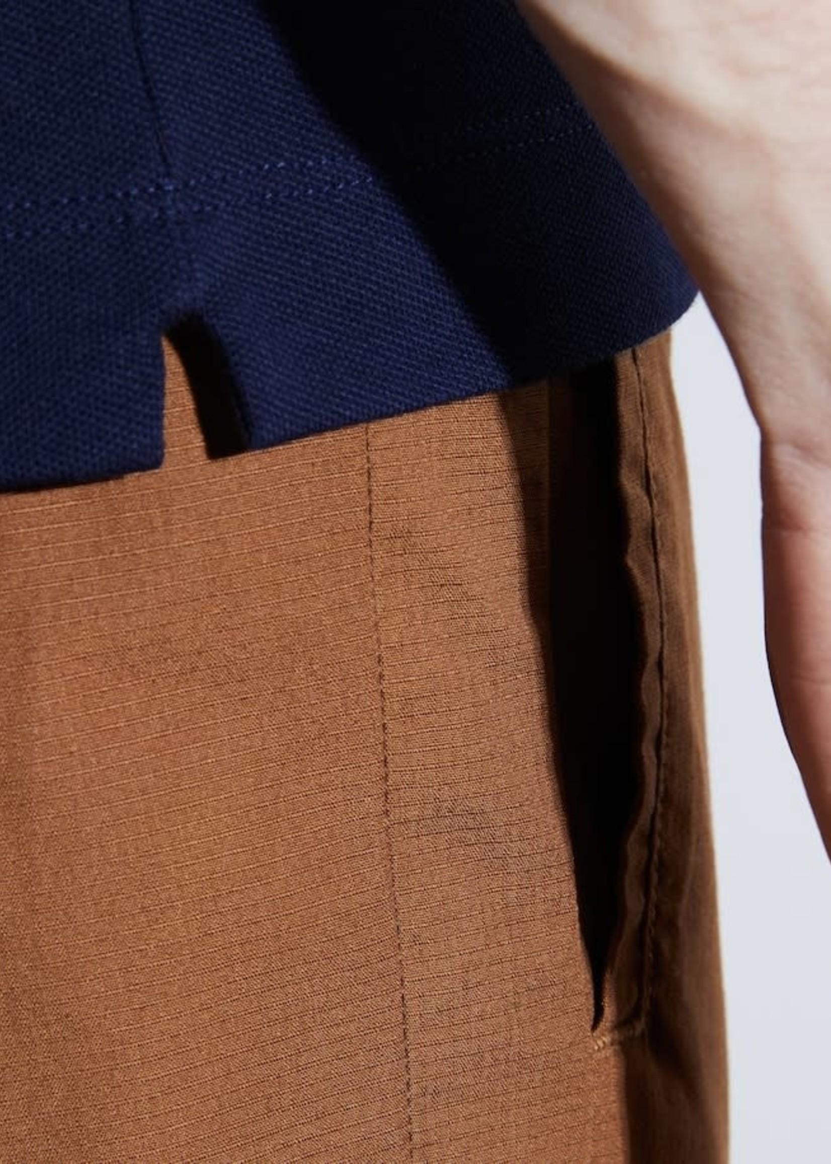 Lacoste Paris Edition Lacoste polo heren regular fit stretch katoenpiqué