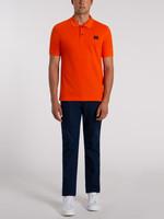 Paul & Shark Uni Polo Oranje Boven