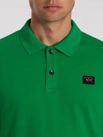 Paul & Shark Uni Polo Groen