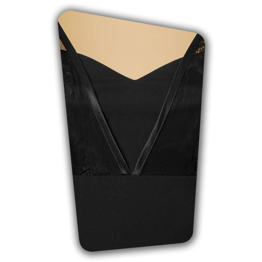 Megan Pencil Dress - Black
