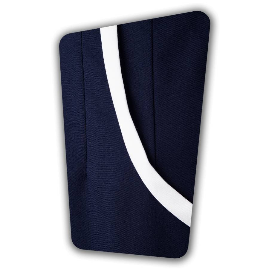 Dita Pencil Dress in Navy