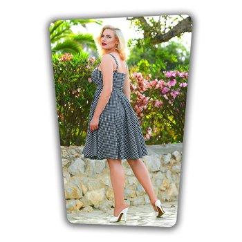 Cindy Swing Dress Gingham