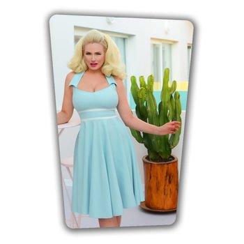 Renee Swing Dress Baby Blue