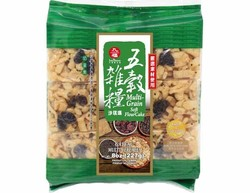 五谷杂粮沙琪玛(227g)Multi-Grain Soft Flour Cake