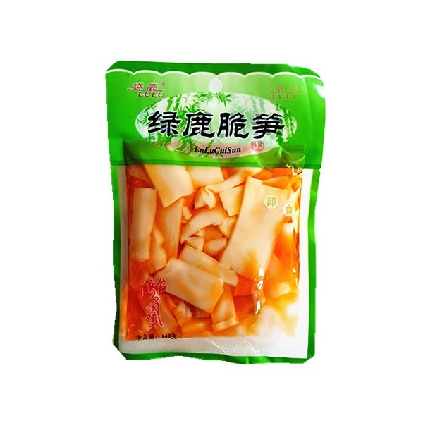 Pickled Sliced Bamboo Shoot(140g)