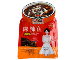 Sauce and Seasoning of Spicy Fish(150g)