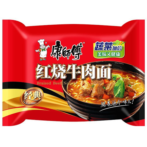 Mr.Kon's Noodle Roasted Beef (105g)