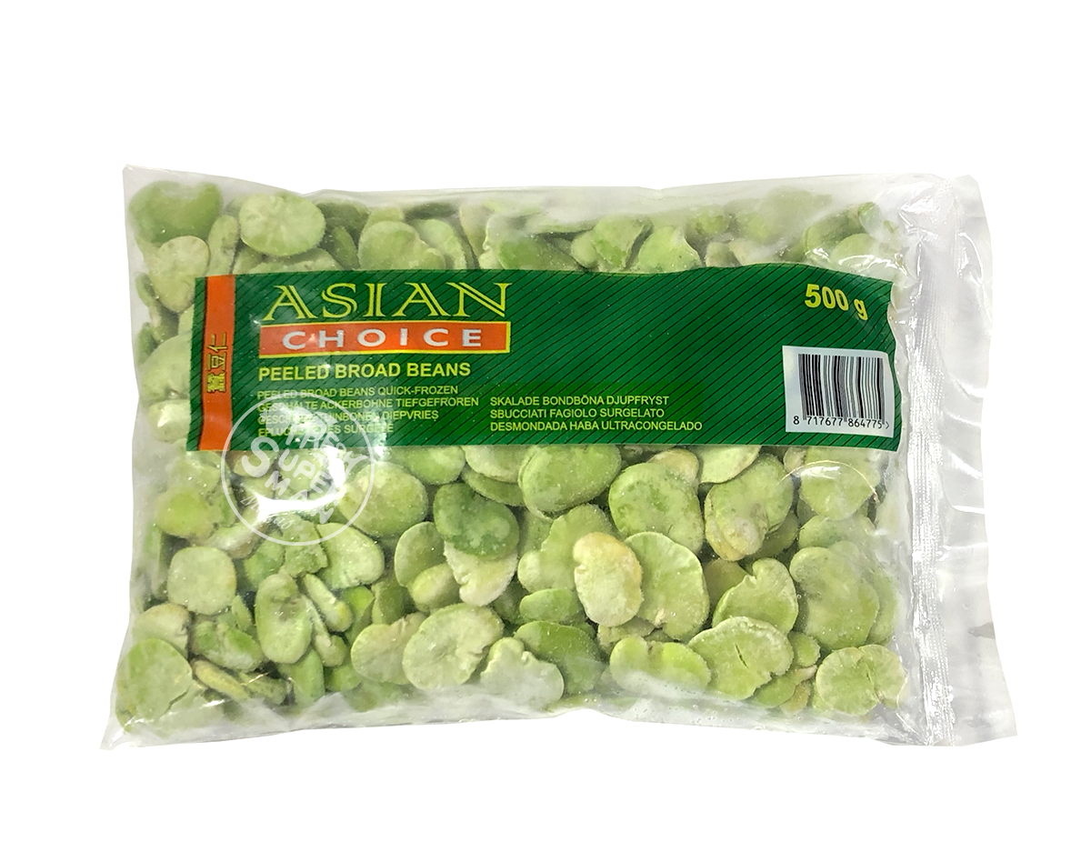Peeled broad beans(500g)
