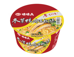 Instant Rice Noodle Pickle Cabbage Flavor(60g)