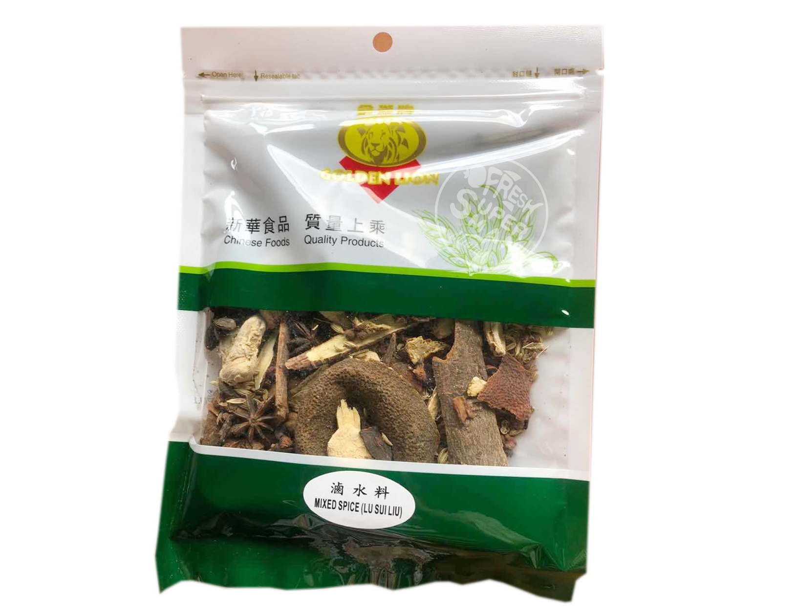 Spice Mixed(100g)
