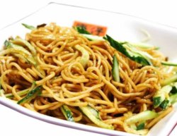 Hand Made Yellow Noodle