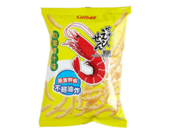 Calbee Japanese Okonomiyaki Flavoured Prawn Crackers (90g)
